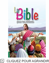 BIBLE - ENFANTS - RIGIDE - LSG