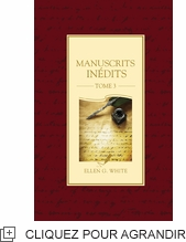 MANUSCRITS INÉDITS TOME 3