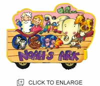 NOAH'S ARK ON WHEELS
