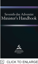 SEVENTH-DAY ADVENTIST MINISTER'S HANDBOOK