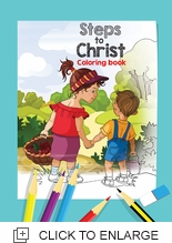 STEPS TO CHRIST FOR CHILDREN