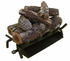 Single Burner Gas Log Set