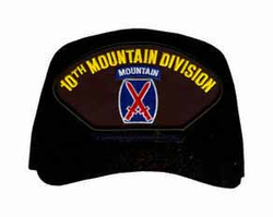 10th Mountain Division Ball Cap