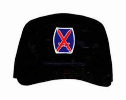 10th Mountain Division Logo Ball Cap