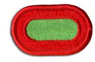 10th Special Forces Military Patch