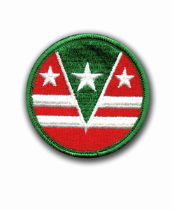 124th US AR RESV Command Military Patch