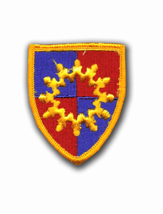 149th Armored Brigade Military Patch