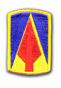 177th Armored Brigade Military Patch
