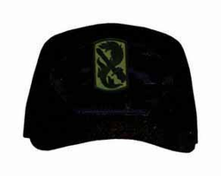 198th Light Infantry Brigade Subdued Logo Ball Cap