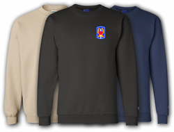199th Infantry Brigade simple Sweatshirt