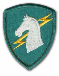 1st Special Operations Command Military Patch