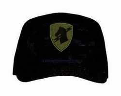 1st Special Ops Subdued Logo Ball Cap