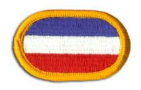 20th Special Forces Military Patch