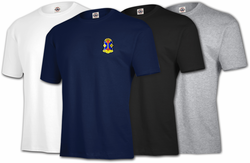 23rd Infantry Americal Division Unit Crest T-Shirt