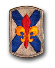 256th Infantry Brigade Military Patch
