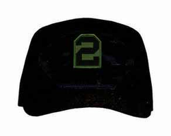 2nd Army Subdued Logo Ball Cap