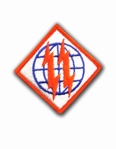 2nd Signal Brigade Military Patch
