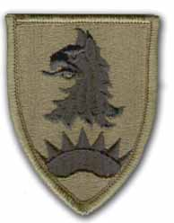 300th Military Police Brigade Patch