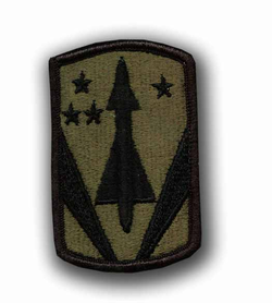 31st A.D.A Subdued Military Patch