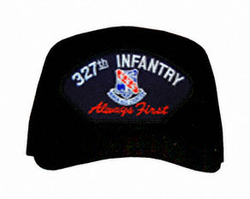 "327th Infantry ""Always First"" Ball Cap"
