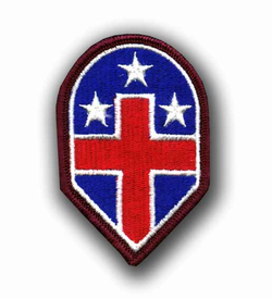 32nd Medical Brigadev Military Patch