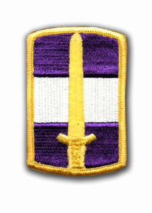 353rd Civil Affairs Command Military Patch