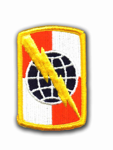 359th Signal Brigade Military Patch