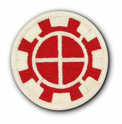 35th Engineering Brigade 2.5 Patch