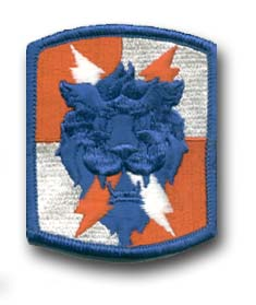 35th Signal Brigade Corps Airborne Military Patch
