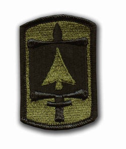 364th Civil Affairs Brigade Subdued Military Patch