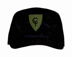 38th Infantry Division Subdued Logo Ball Cap