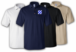 3rd Infantry Division Polo Shirt