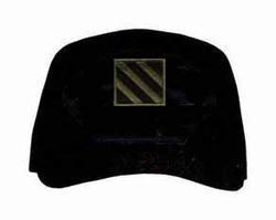 3rd Infantry Division Subdued Logo Ball Cap