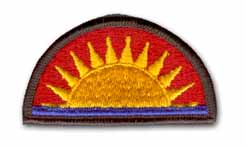 41st Infantry Brigade Military Patch