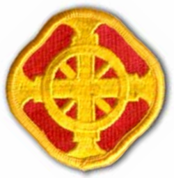 428th Field Artillery Brigade Military Patch
