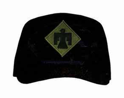 45th Infantry Subdued Logo Ball Cap