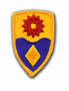 49th Military Police Brigade Patch