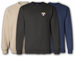 4th Armored Division Unit Crest Sweatshirt