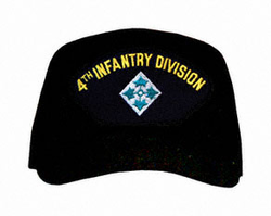 4th Infantry Division Logo Ball Cap