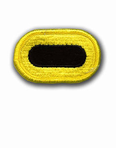 509th Infantry Oval Military Patch
