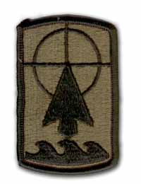 57th Field Artillery Subdued MIlitary Patch