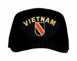 5th Special Forces / Vietnam Custom Embroidered Ball Cap