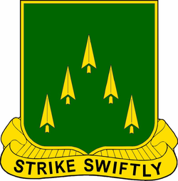 70th Armored Regiment Decal Sticker