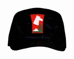 70th Infantry Division Logo Ball Cap