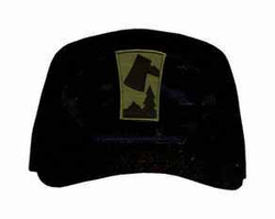70th Infantry Division Subdued Logo Ball Cap