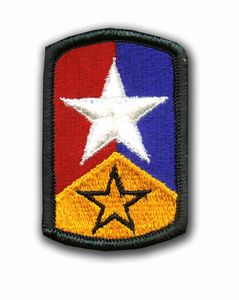 72nd Infantry Brigade Military Patch