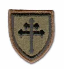 79th Army Reserve Command Subdued Military Patch