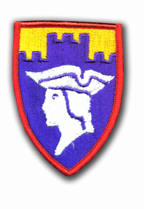 7th Reserve Comand Military Patch