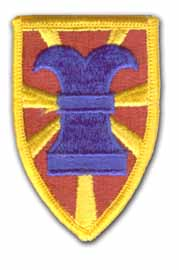7th Transportation Command Military Patch