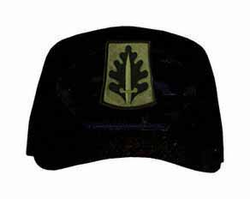 800th Military Police Subdued Logo Ball Cap